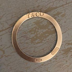 Authentic Tiffany & Co bangle